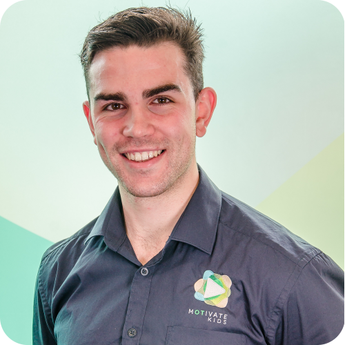 Motivate Kids - Occupational Therapy for Children Adelaide - Jordan